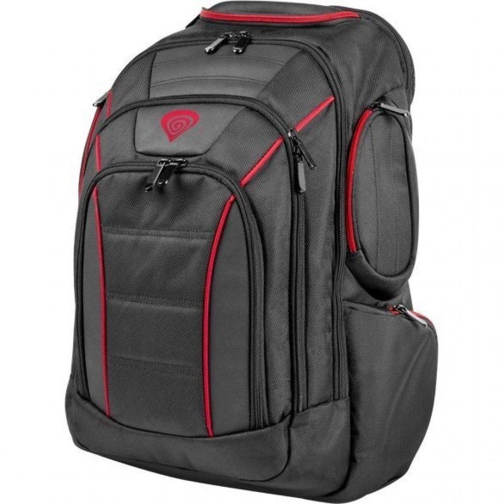 NATEC Genesis Laptop Backpack Pallad 500 Black 15,6