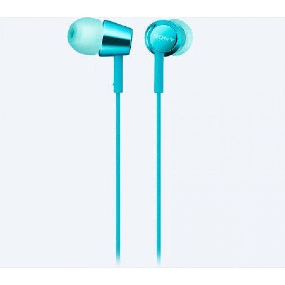SONY Sony Headset MDR-EX155AP, blue