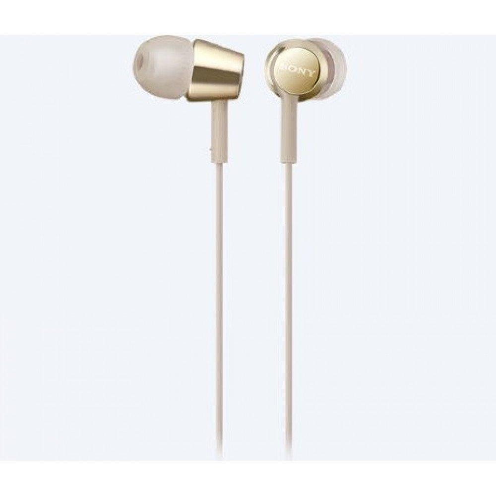 SONY Sony Headset MDR-EX155AP, gold