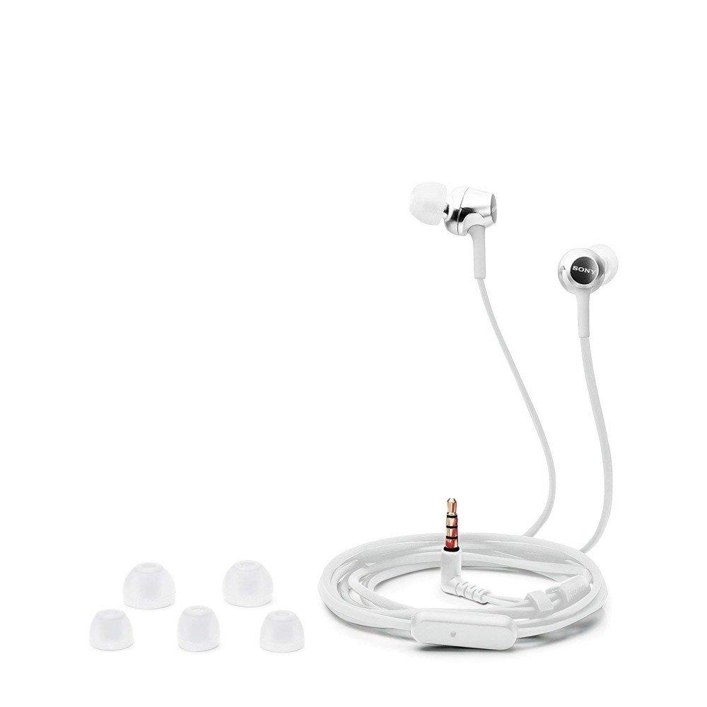SONY Sony Headset MDR-EX155AP, white