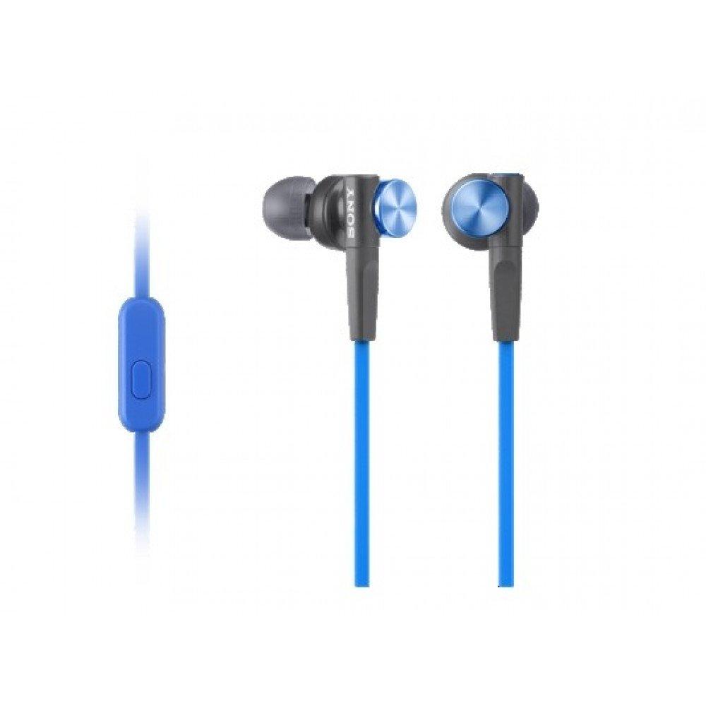 SONY Sony Headset MDR-XB50AP blue