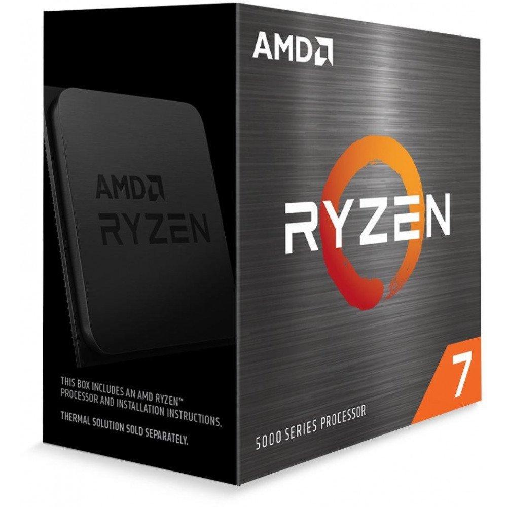 AMD RYZEN 7 5800X 8-Core 3.8 GHz (4.7 GHz Turbo) 36MB/105W/AM4
