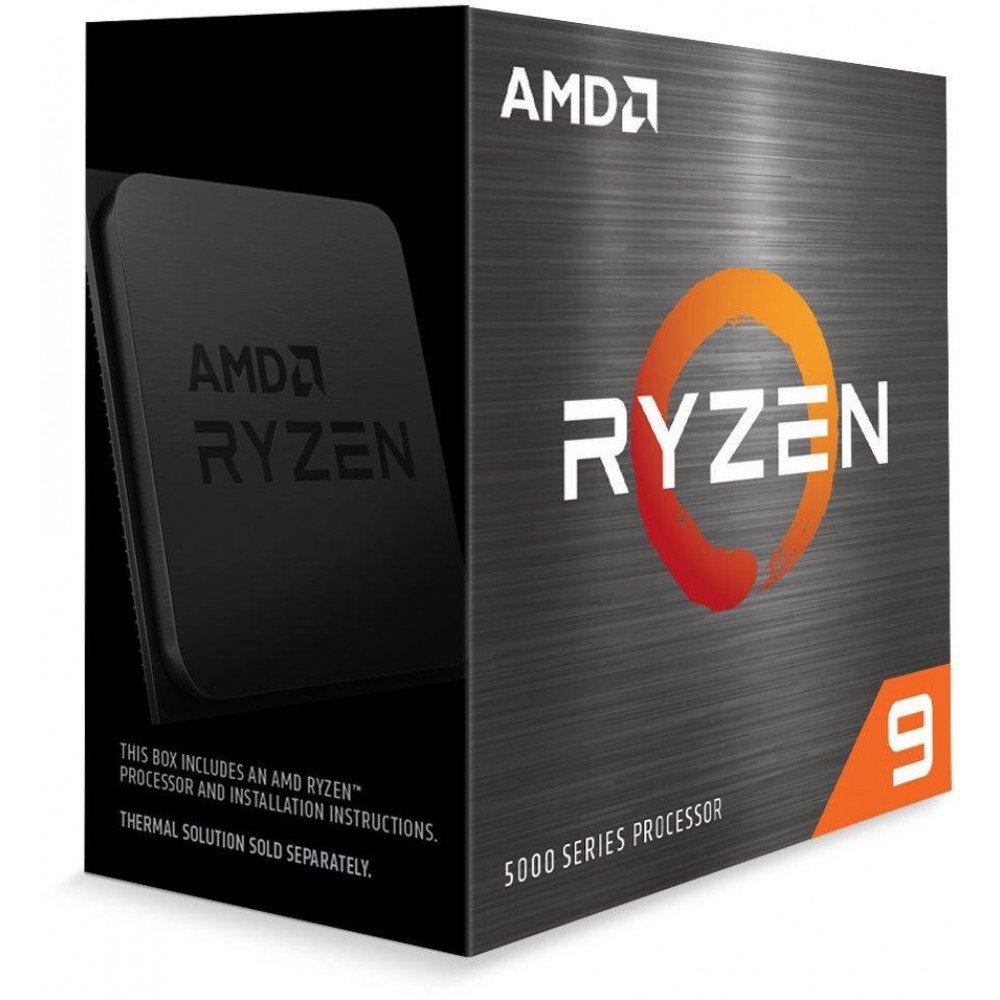 AMD RYZEN 9 5950X 16-Core 3.4 GHz (4.9 GHz Turbo) 72MB/105W/AM4