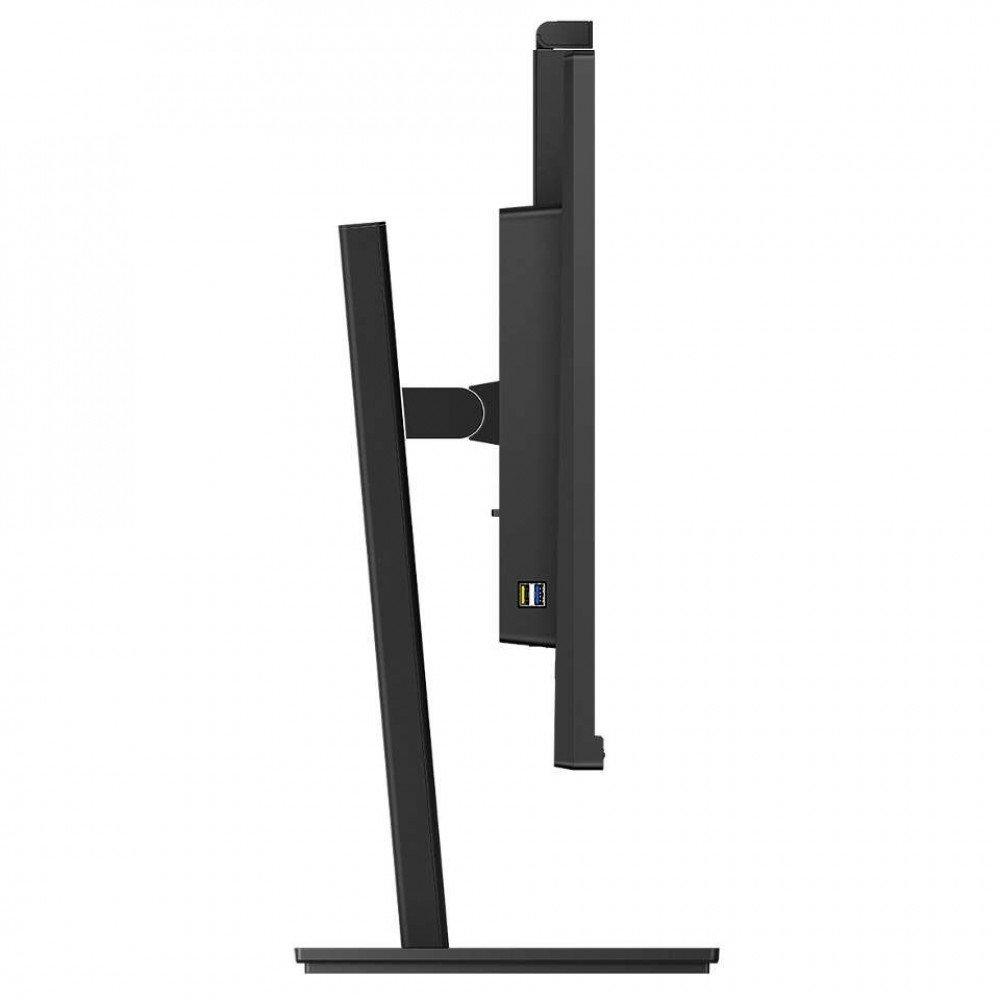 PHILIPS Монитор Philips 326P1H/00 31.5 inch IPS panel WLED, 2560x1440 16:9, 4ms, 350cd/m2, 2xHDMI, Displayport, USB-C, speakers, Pivot, Height adjustment,Windows 10 Hello Compatable, Webcam