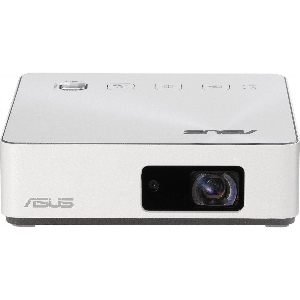 ASROCK Преносим LED Видеопроектор ASUS ZenBeam S2 USB-C, 720P (1280x720), 500 lumens, 6000mAh батерия