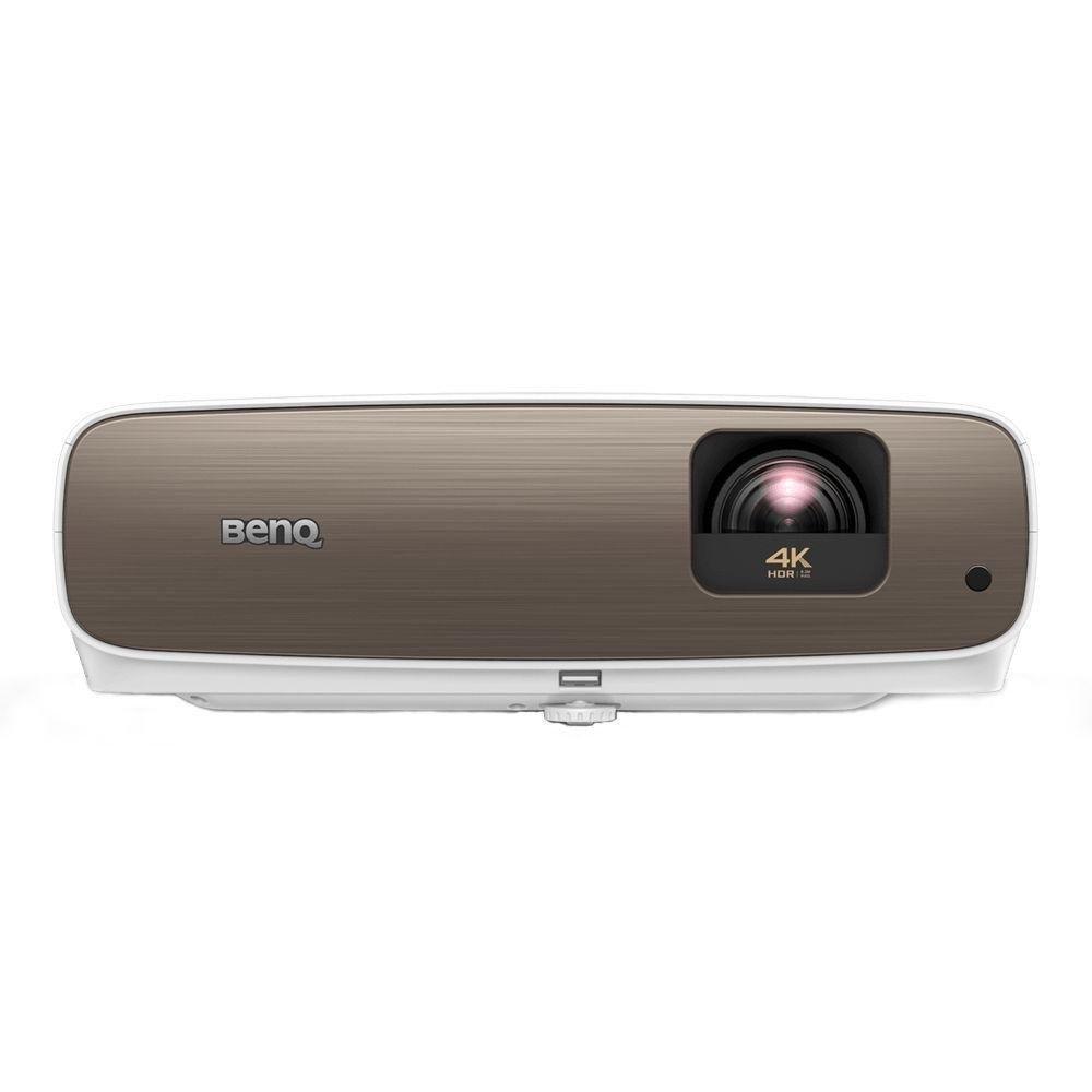 BENQ Видеопроектор BenQ W2700i, DLP, 4K, 2000ANSI, 30000:1, Rec.709, DCI-P3 (95%), HDR-PRO, CinemaMaster Audio+2, CinemaMaster Video+, Smart Бял