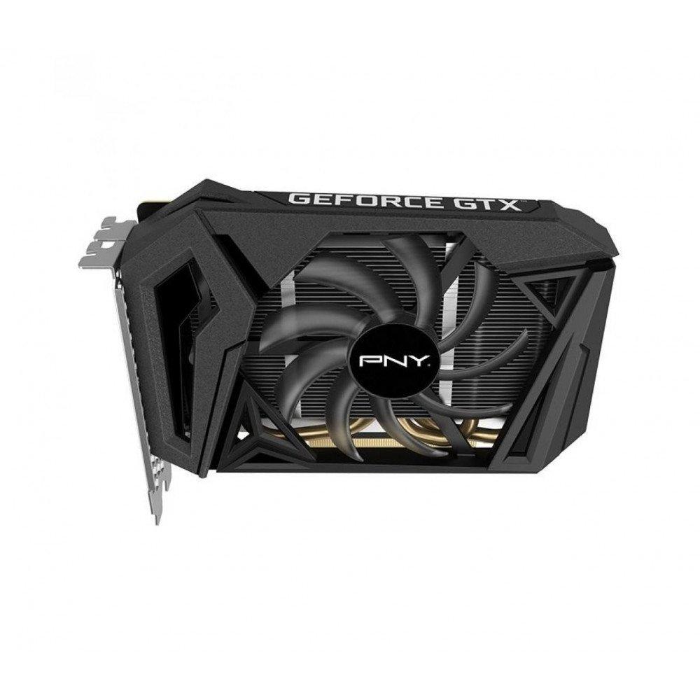 PNY GeForce GTX 1660 SUPER, 6GB GDDR6 192-bit, DisplayPort 1.4, HDMI 2.0b, DVI-D