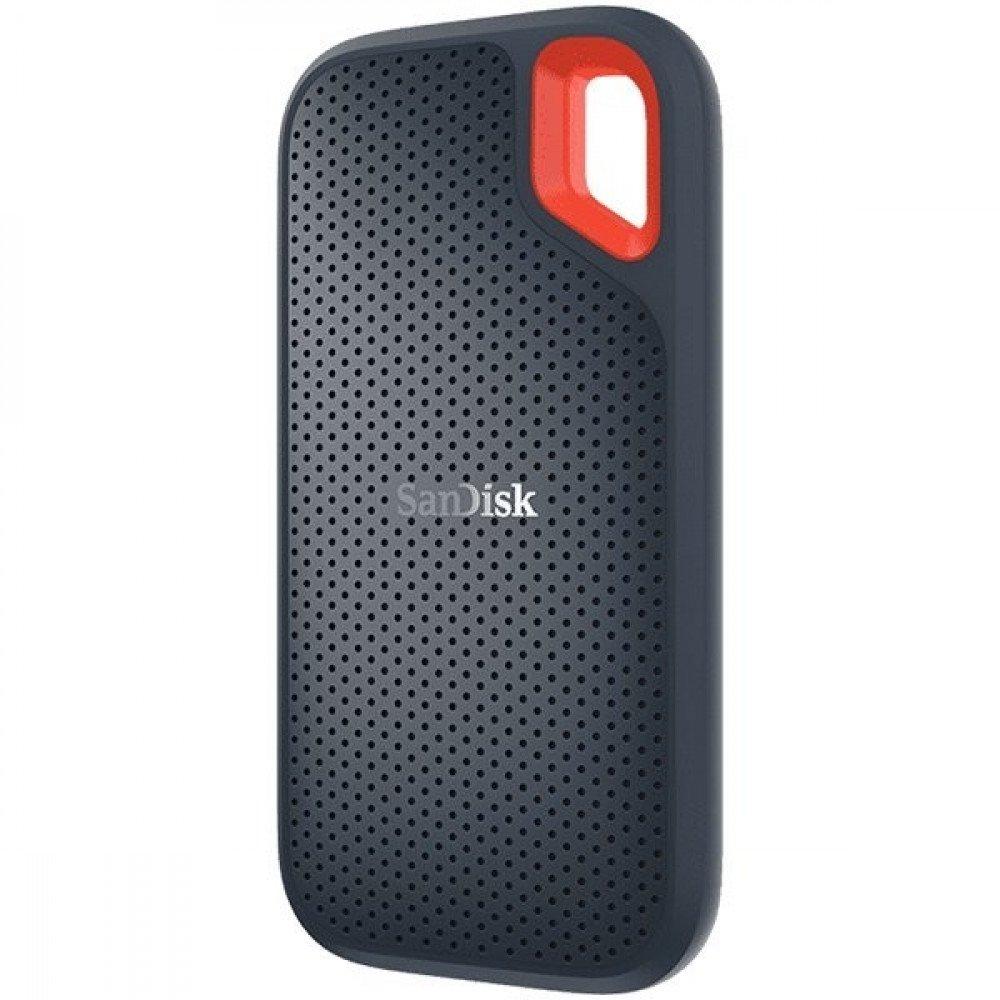 SANDISK SANDISK Extreme 250GB External SSD, USB 3.1/Type-C, Read/Write: 550 / 550 MB/s, waterproof/dustproof/shockproof