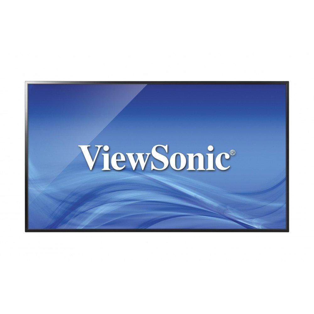 VIEWSONIC Дисплей VIEWSONIC CDE4302 43   LED, 1920x1080, 350cd/m2, 3000:1, 6.5ms, 2xHDMI, VGA, 2x10W speakers, 16/7