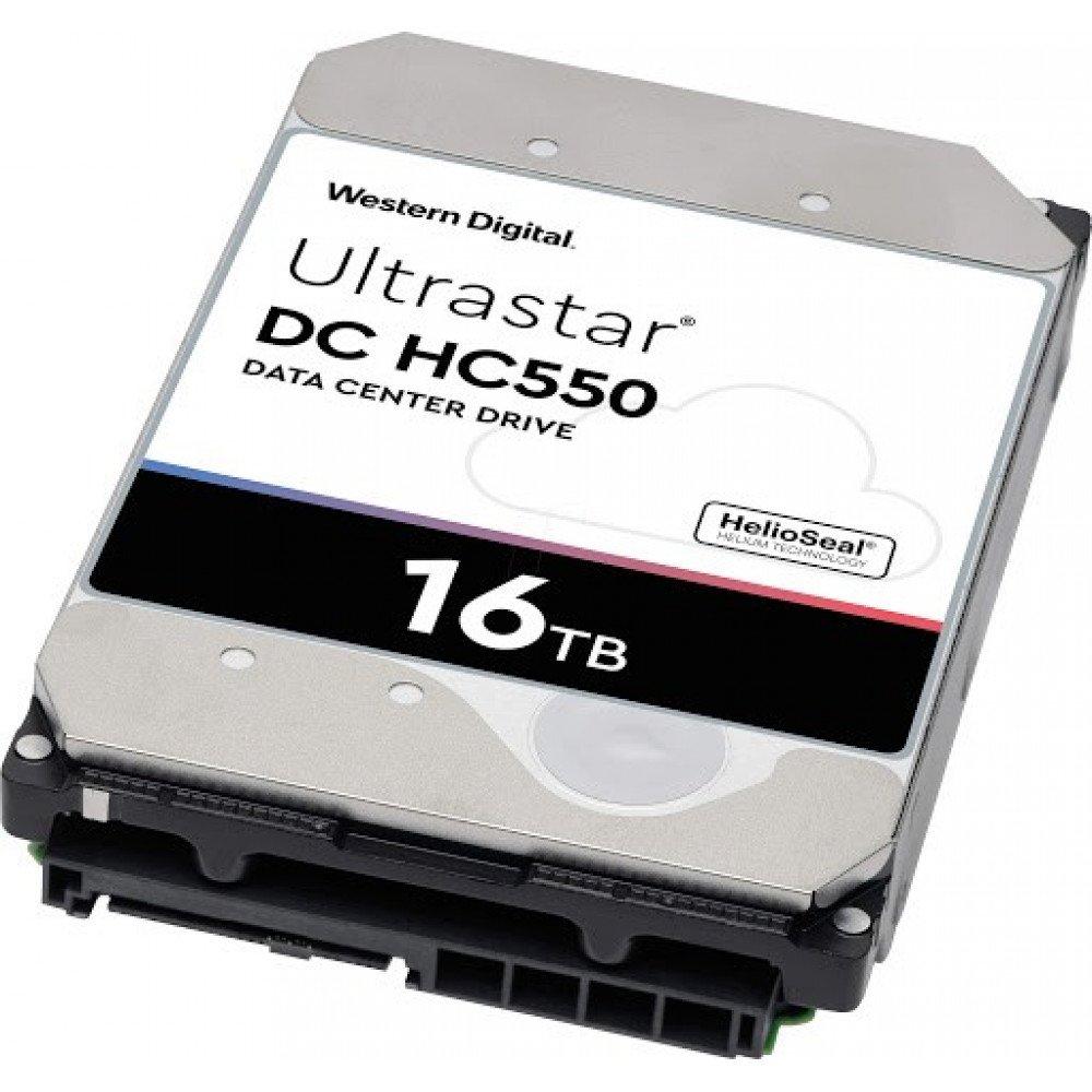 WD DC HC550 3.5 16TB 7200rpm 256MB SATA3 (WUH721816ALE6L4/0F38462)