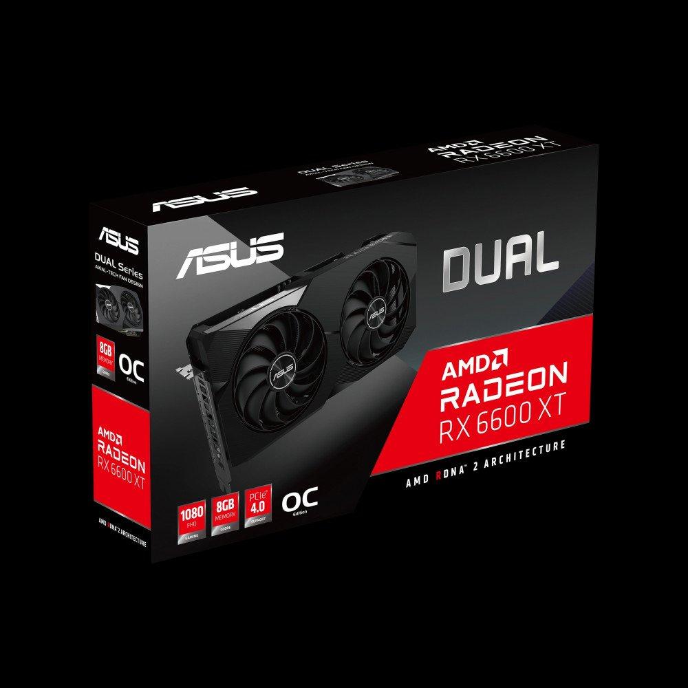 ASUS RX 6600 XT OC Edition 8GB GDDR6